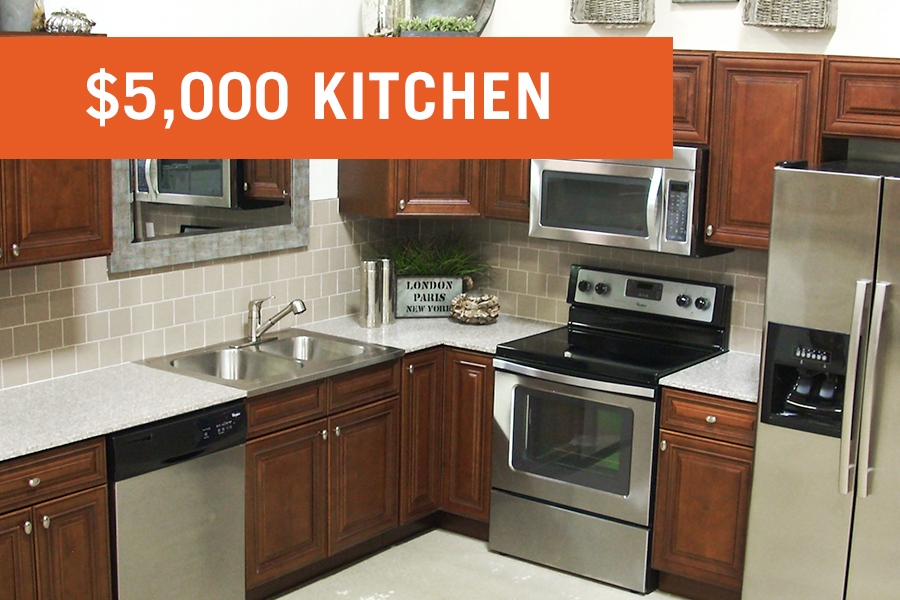 attractive Kitchen Remodel For 5000 #8: The Affordable $5000 Kitchen