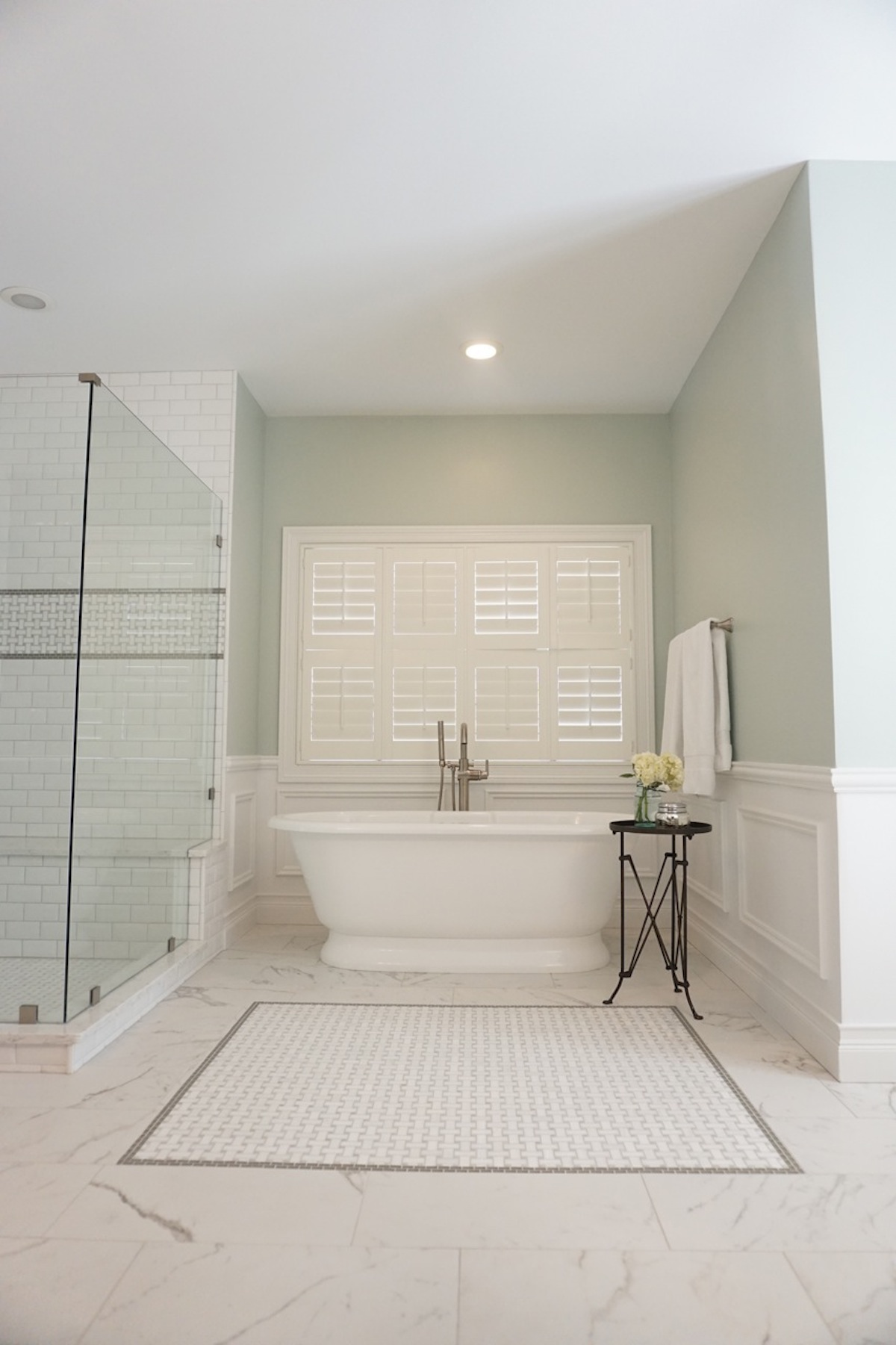 Town Amp Country Bathroom Remodel Affordable Kitchens And