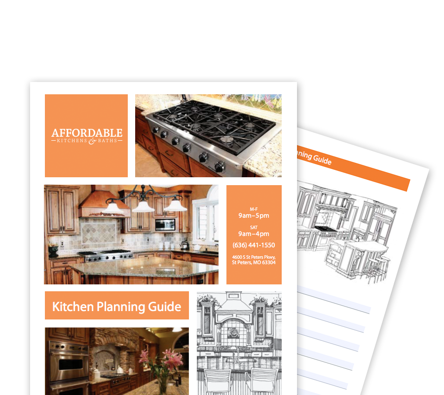 Kitchen chat design flyer flyer design sports flyer for Kitchen design guide