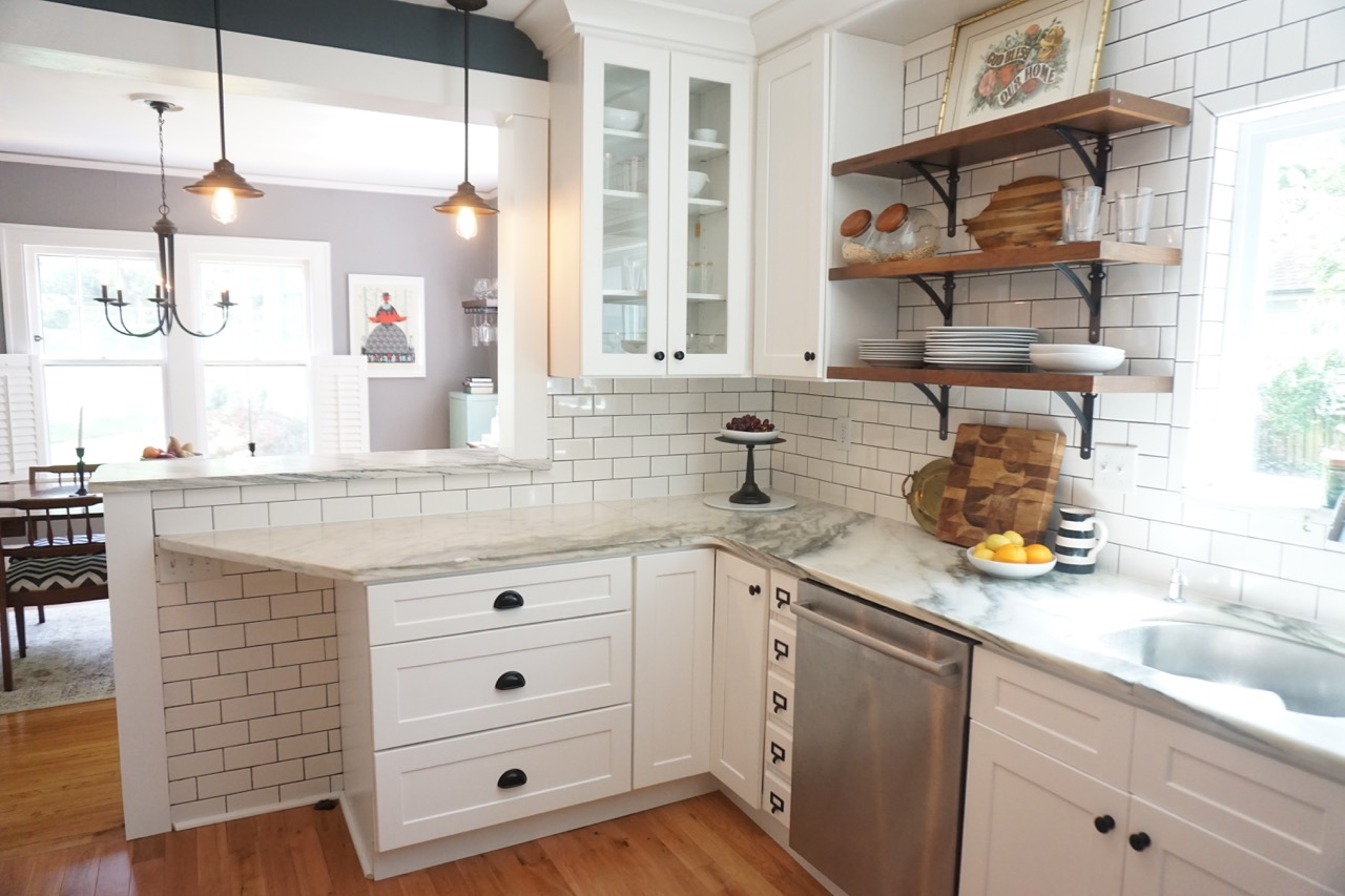 vintage kitchen renovation affordable kitchens and baths
