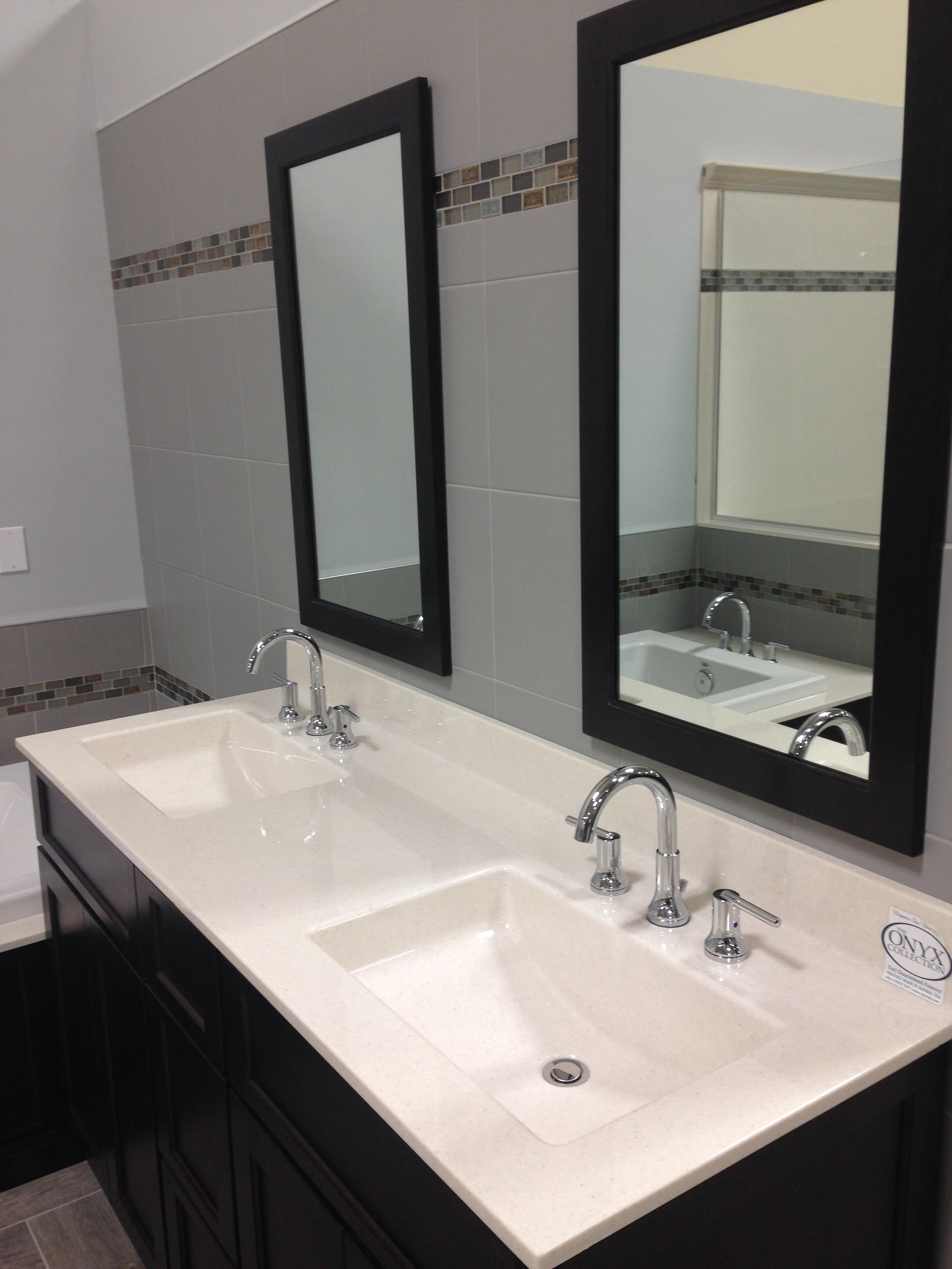 Modern Master Bath Display Affordable Kitchens And Baths
