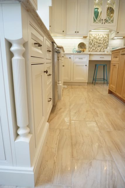 Transitional Wildwood Kitchen Affordable Kitchens And Baths