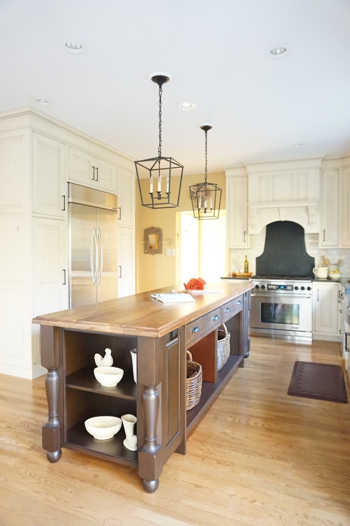 Refined Rustic Kitchen - Affordable Kitchens and Baths